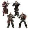Gears Of War Figures Set